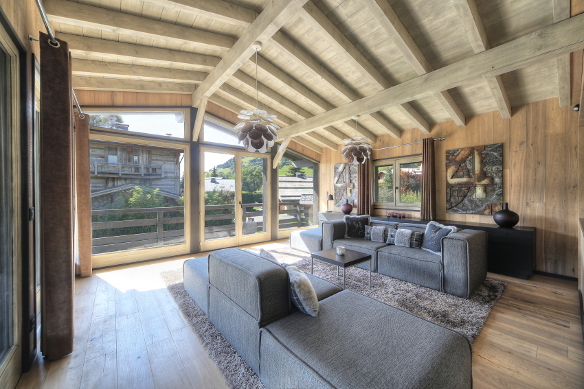 See details MEGEVE Villa 6 rooms (3660 sq ft), 5 bedrooms